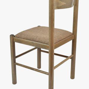 Scaun tapițat TORONTO gri